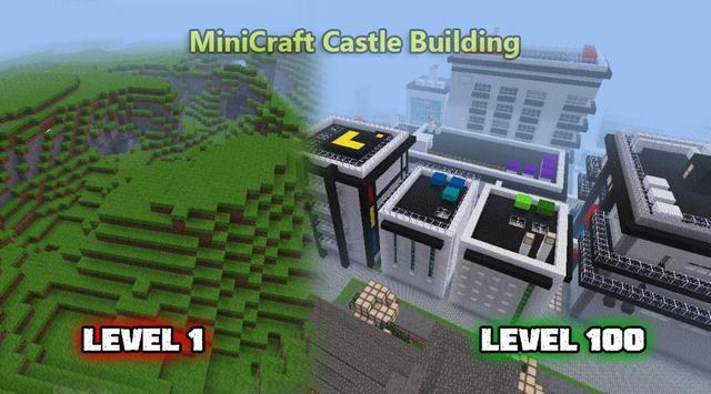 MiniCraft Castle Building imagem de tela 7