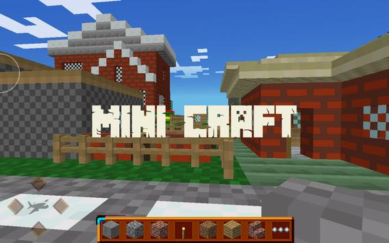 Pocket Mini Craft - Free apk screenshot