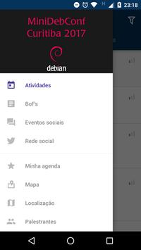 MiniDebConf Curitiba screenshot 1