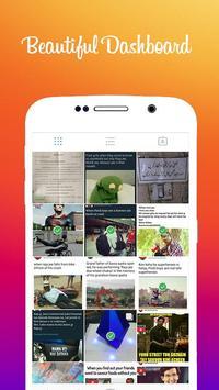 InstaSave & Repost - Instagram Images & Videos screenshot 1