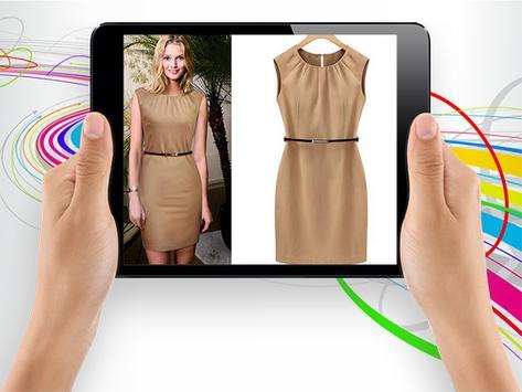 Mini Dress Design Ideas screenshot 3
