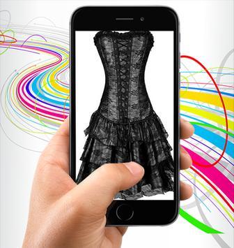 Mini Dress Design Ideas screenshot 14