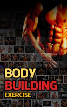 Body Building Exercise poster