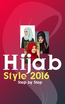 Hijab Styles Step By Step poster