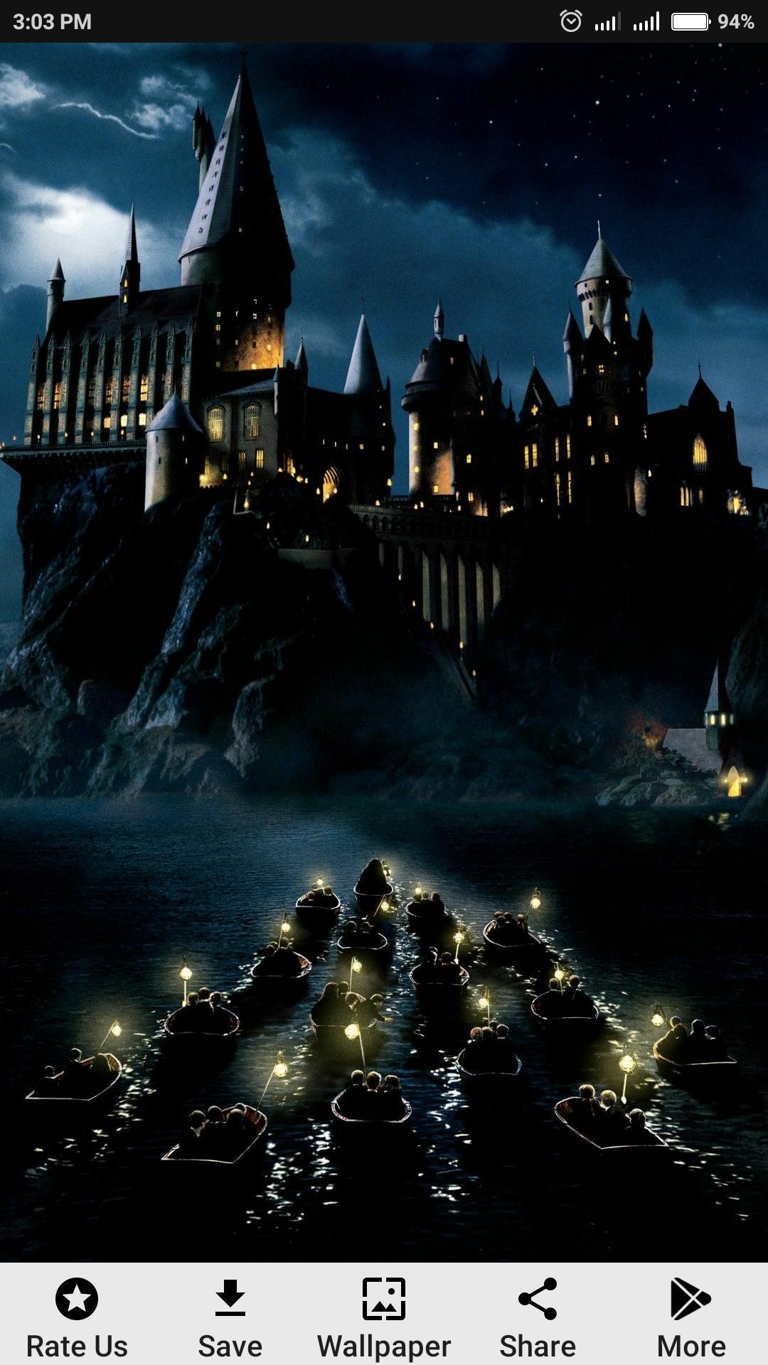Harry Potter Wallpaper Hd Lit