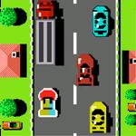 Road Racing - Car Fighter - Classic NES Car Racing APK