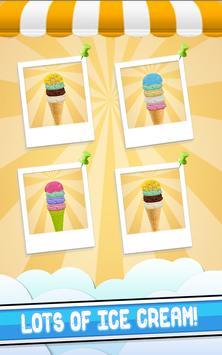 Frozen Ice Cream Cooking Game! apk screenshot