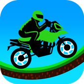 Stunt Bike: Climb Racing icon