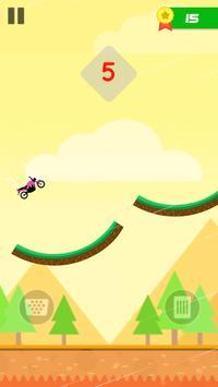 Stunt Bike: Climb Racing apk screenshot