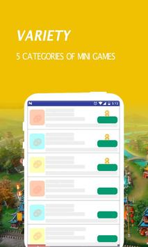 Mini Games apk screenshot