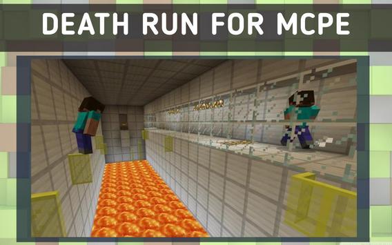 Galaxia's DeathRUN - Minigame for mcpe screenshot 5