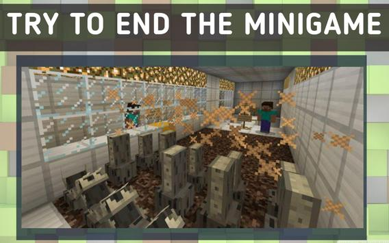 Galaxia's DeathRUN - Minigame for mcpe poster