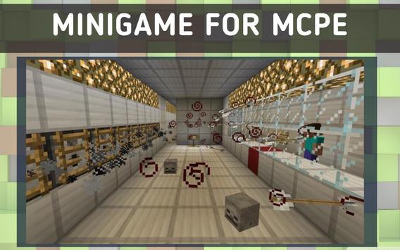 Galaxia's DeathRUN - Minigame for mcpe screenshot 2