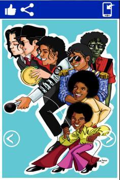 Michael Jackson King Of Pop Wallpapers HD screenshot 4