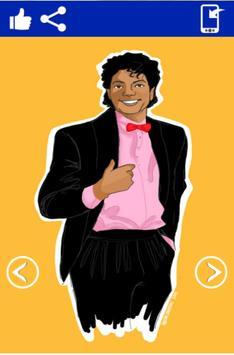 Michael Jackson King Of Pop Wallpapers HD screenshot 5