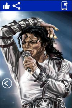 Michael Jackson King Of Pop Wallpapers HD screenshot 2