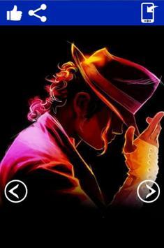 Michael Jackson King Of Pop Wallpapers HD screenshot 3