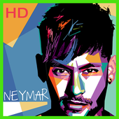Neymar Jr Wallpaper HD icon