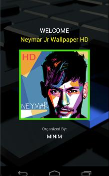 Neymar Jr Wallpaper HD poster