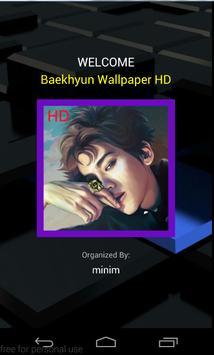 Baekhyun Wallpaper HD poster