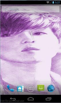 Baekhyun Wallpaper HD apk screenshot
