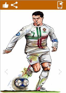 Cristiano Ronaldo Wallpaper HD apk screenshot