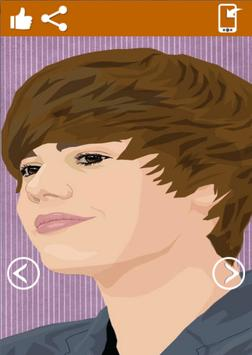 Justin Bieber Wallpaper HD apk screenshot
