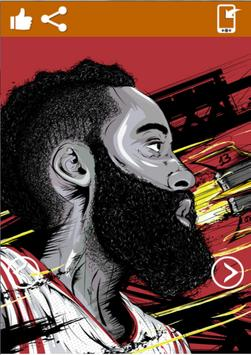 James Harden Wallpaper HD Screenshot 7