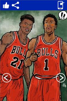 Jimmy Butler Wallpapers HD screenshot 7