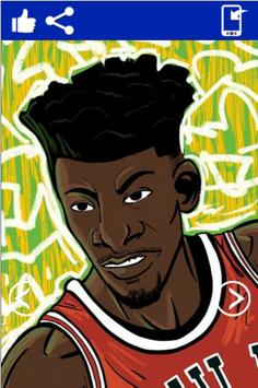 Jimmy Butler Wallpapers HD screenshot 3