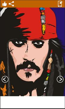 Johnny Depp Wallpaper HD apk screenshot
