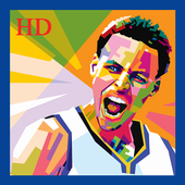 Stephen Curry Wallpaper HD icon