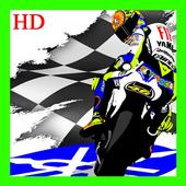 Valentino Rossi Wallpaper HD icon
