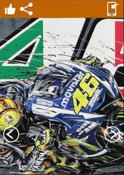 Valentino Rossi Wallpaper HD apk screenshot