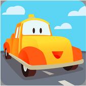 Tom the Tow Truck: Drive in Car City - Mini Mango icon