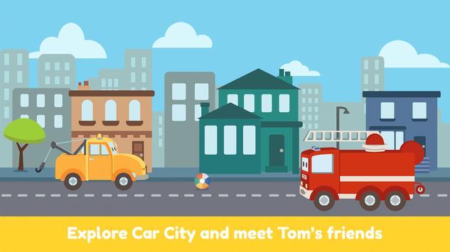 Tom the Tow Truck: Drive in Car City - Mini Mango screenshot 10