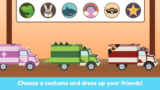Tom the Tow Truck: Drive in Car City - Mini Mango screenshot 2