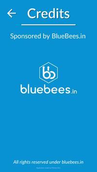 Calender BlueBees 2018 apk screenshot