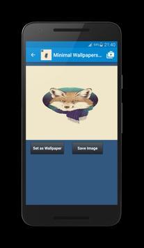 Minimal Wallpapers Hd screenshot 4