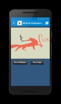 Minimal Wallpapers Hd screenshot 6