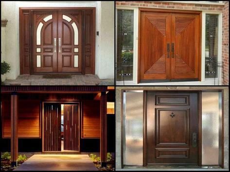 Minimalist Door Design Ideas poster