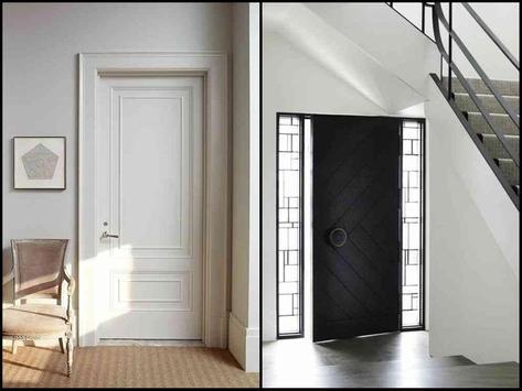 Minimalist Door Design Ideas screenshot 5
