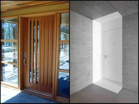 Minimalist Door Design Ideas screenshot 6
