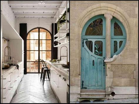 Minimalist Door Design Ideas screenshot 9