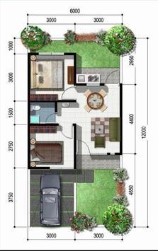 Minimalist House Plans poster