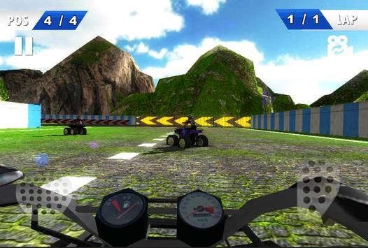 Moto Racing - ATV 2nd screenshot 2
