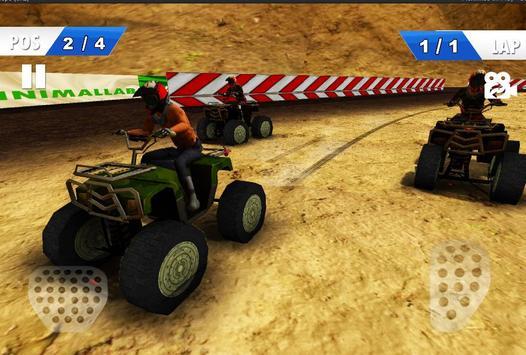 Moto Racing - ATV 2nd screenshot 7