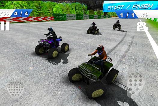 Moto Racing - ATV 2nd screenshot 5