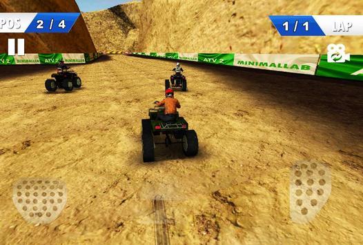 Moto Racing - ATV 2nd screenshot 6