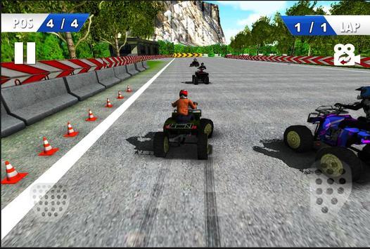 Moto Racing - ATV 2nd screenshot 8